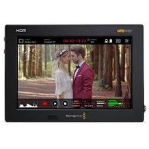 "Blackmagic Design Video Assist 7"" 12G Portable HDR Monitor"