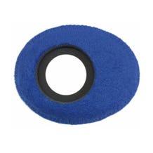 Bluestar Fleece Eyepiece Cushions - Oval Large (Blue)