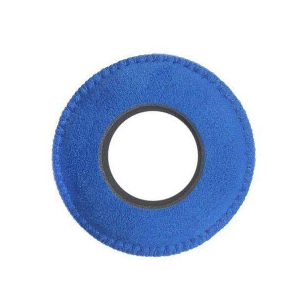 Bluestar Ultrasuede Eyepiece Cushions - Round Small (Blue)