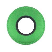 Bluestar Ultrasuede Eyepiece Cushions - Round Large (Green)