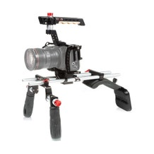 SHAPE Shoulder Mount Kit for Blackmagic Design Pocket Cinema Camera 6K and 4K Camera