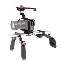 SHAPE Shoulder Mount Kit for Blackmagic Design Pocket Cinema Camera 6K and 4K Camera