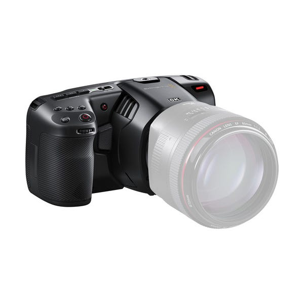 Blackmagic Design Pocket Cinema Camera 6K w/ Canon EF Mount