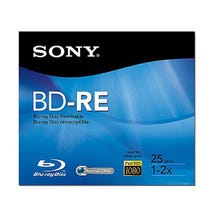 Sony Recordable 25GB 2X Blu-ray - 1 Pk