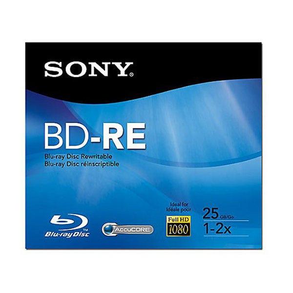Sony Recordable 25GB 2X Blu-ray - 1 Pk