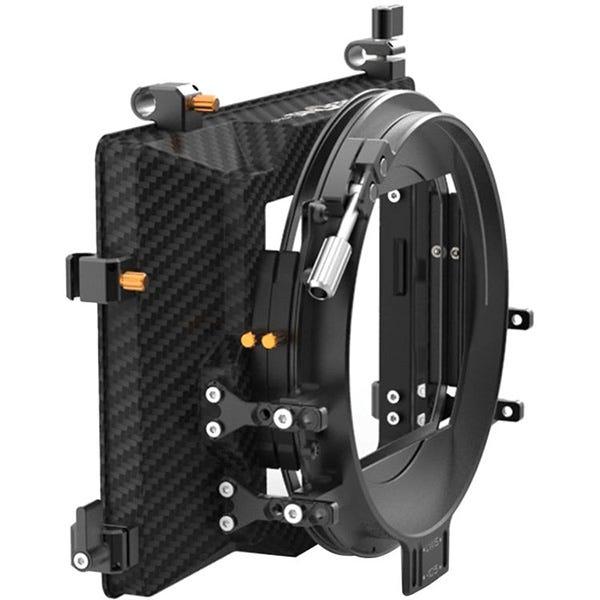 Bright Tangerine VIV 2-Stage 150mm Clamp No Tray
