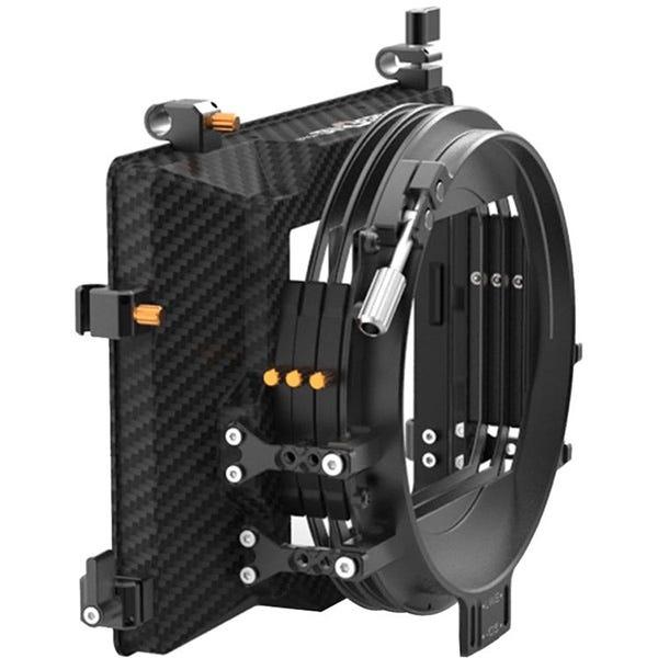 Bright Tangerine VIV 3Stage 150mm Clamp No Trays