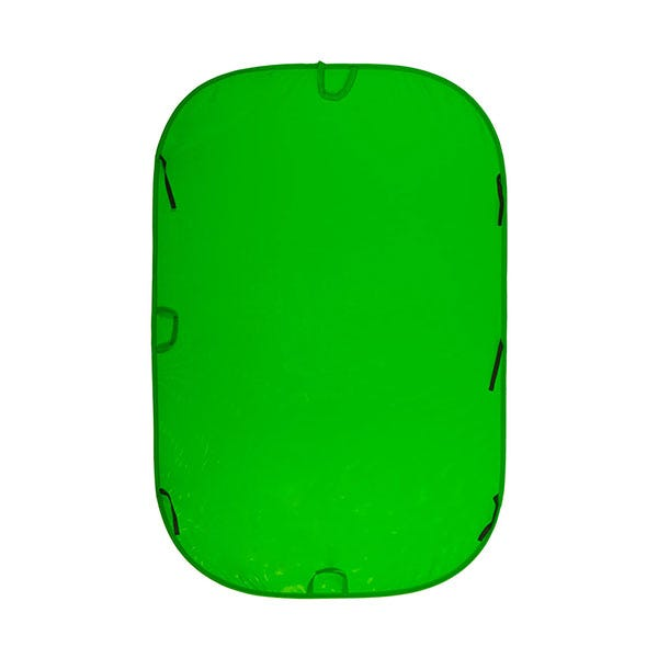 Lastolite 6' x 9' Chroma Key Green Screen Collapsible