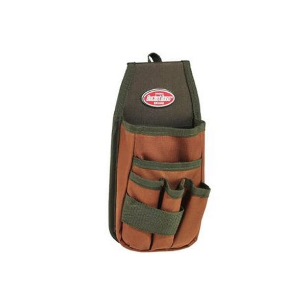 Bucket Boss Utility Pouch with Flap Fit