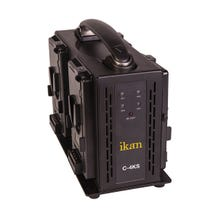 ikan C-4KS V-Mount Portable Quad Battery Charger