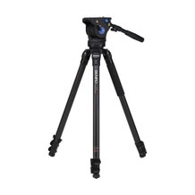 Benro C373F Series 3 Carbon Fiber Video Tripod and BV6 Head