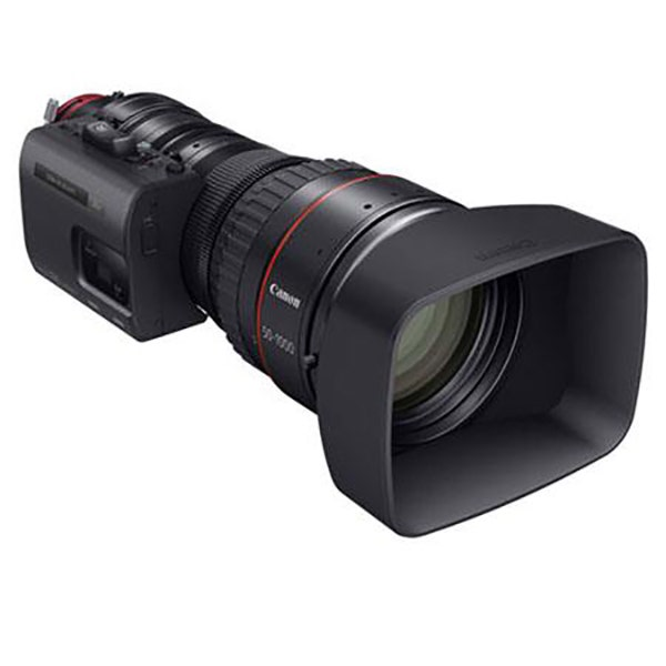 Canon CINE-SERVO 50-1000MM T5.0-T8.9 Lens