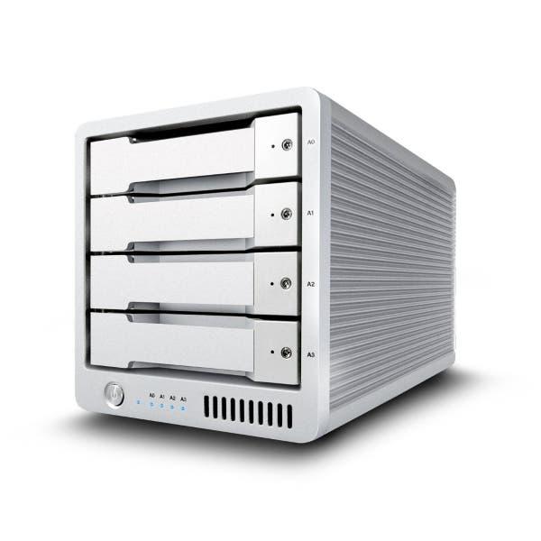 CalDigit 8TB T4 Thunderbolt 2 RAID Array Drive