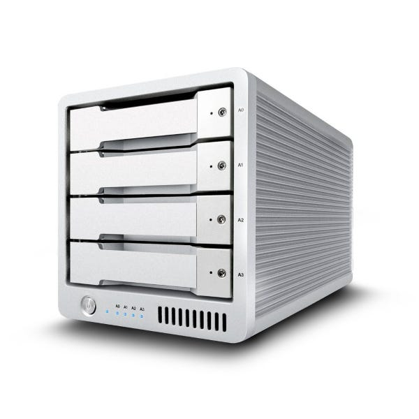 CalDigit 4TB T4 Thunderbolt 2 SSD RAID Array Drive