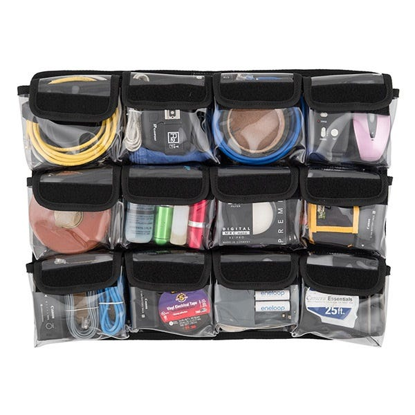 Camera Essentials Pelican 1520 Lid Organizer