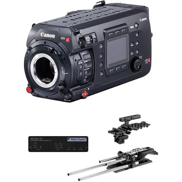 Canon EOS C700 Multidyne HD Cinema Camera Kit