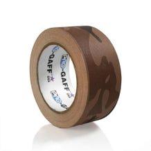 "ProTapes 2"" Gaffer Tape - Desert Brown Camouflage"