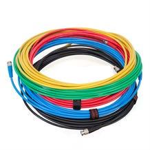 Canare 25' Digital Flex SDI BNC Cable - Yellow