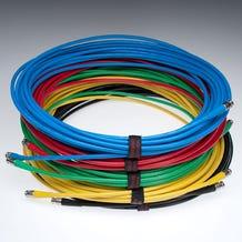 Canare 50' Digital Flex SDI BNC Cable - Blue