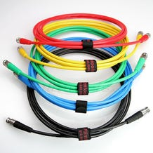 Canare 10' Digital Flex SDI BNC Cable (Various Colors)