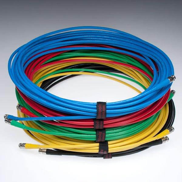Canare 50' Digital Flex SDI BNC Cable (Various Colors)