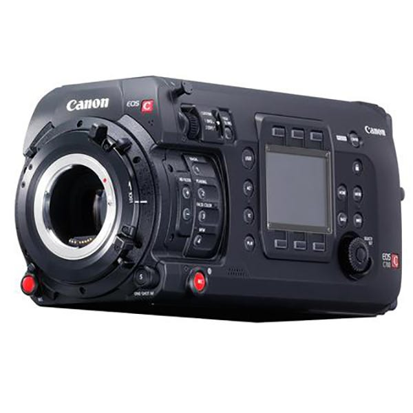 Canon EOS C700 PL Cinema Camera