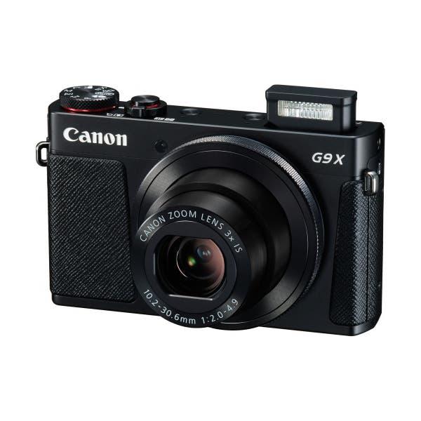 Canon PowerShot G9 X Digital Camera - Black