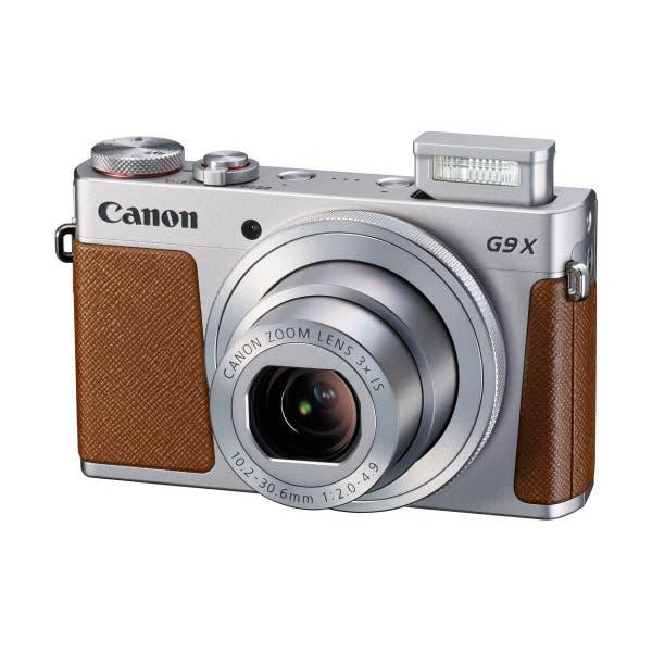 Canon PowerShot G9 X Digital Camera - Silver