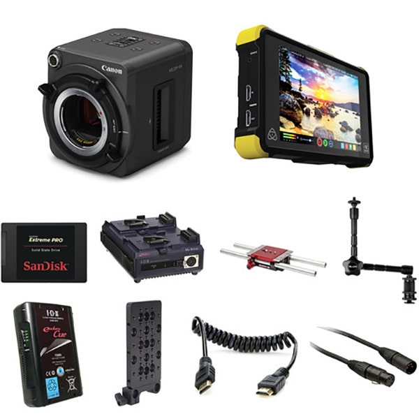Canon ME20F-SH Cinema Package