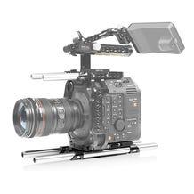 Canon EOS C500 Mark II 15mm Lightweight Baseplate