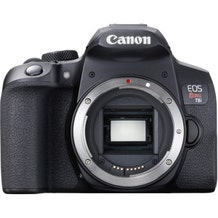 Canon EOS Rebel T8i DSLR Camera (Body Only)
