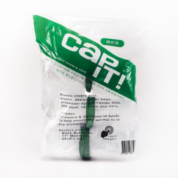 Cap It! Small Cover - 3 Pack