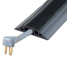 Checkers 10ft Rubber Duct Floor Cable and Cord Protector
