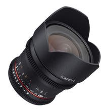 Rokinon 10mm T3.1 APS-C Cine DS Lens (F Mount)