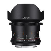 Rokinon 14mm T3.1 Full Frame Cine DS Lens (MFT Mount)