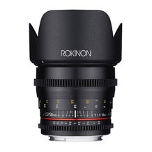 Rokinon 50mm T1.5 Full Frame Cine DS Lens (Various)