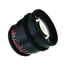Rokinon 85mm T1.5 Full Frame Cine DS Lens (E Mount)