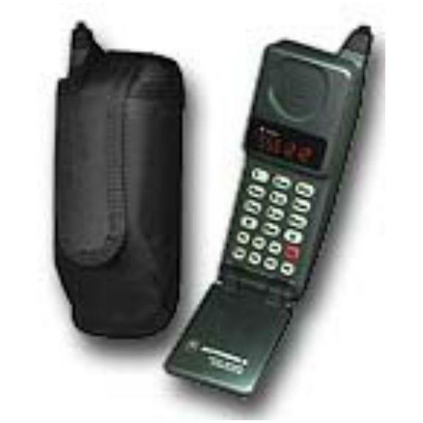 Ripoffs CO-28A. Nokia Cell Phone Holster w/ spring steel belt clip.  150/ 2160 w/ ext. battery/ 2180. Motorola Flip & more.