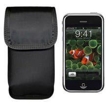 Ripoffs CO-IQ Clip-On Cell Phone / PDA Holster for iPhone, Blackberry Storm + more