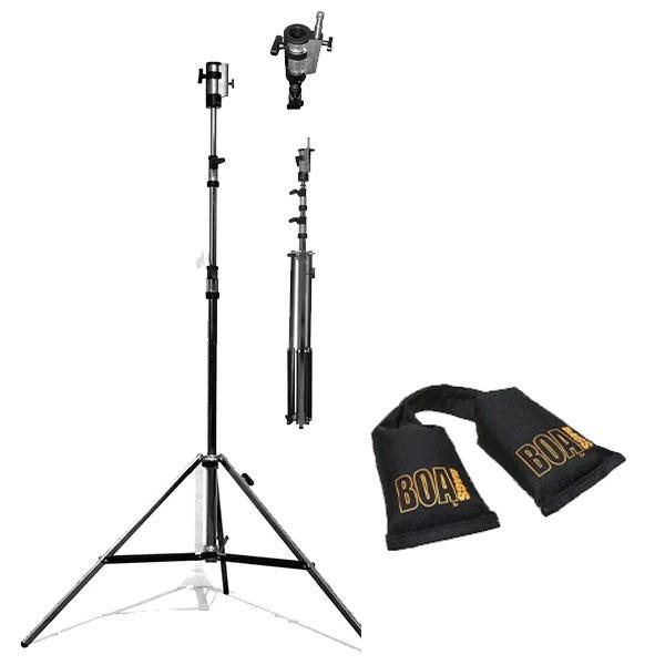 Filmtools Kit #2 - Combo Stand & Boa Bag