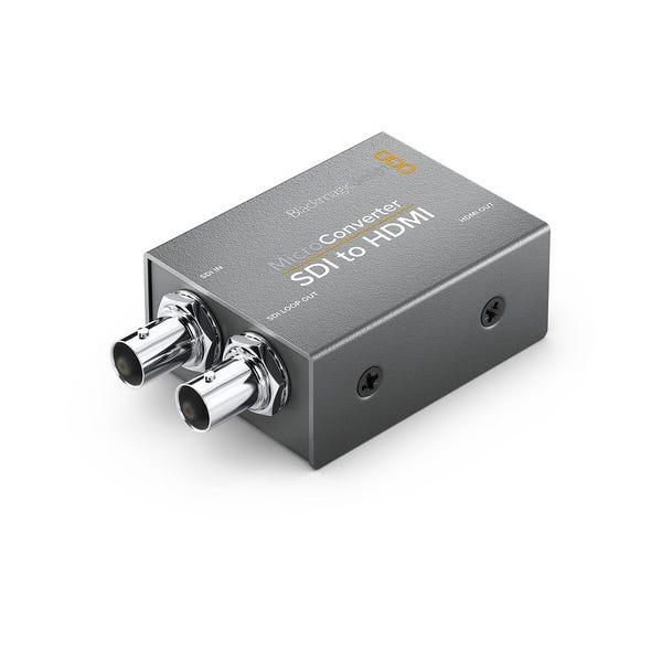 Blackmagic Design Micro Converter SDI to HDMI w/ Power Supply
