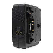 Core SWX GPM-X2S Mini Dual Travel Battery Charger (Gold Mount)