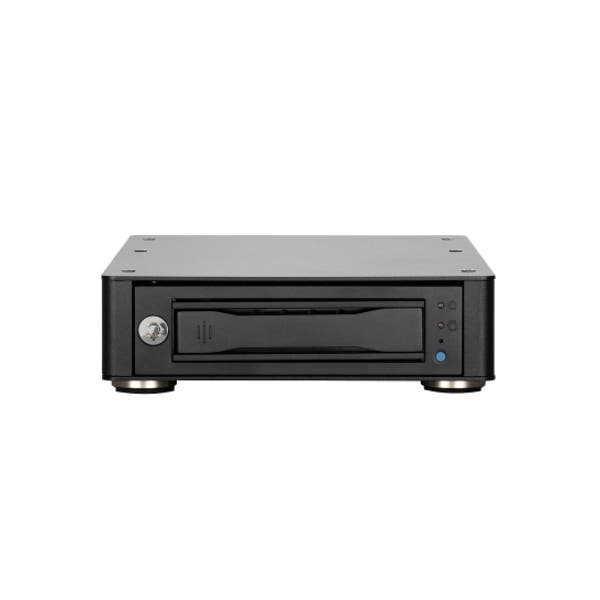 CRU RTX115DC-3Q 1-Bay Hard Drive Enclosure for DX115 DC Drive Carriers