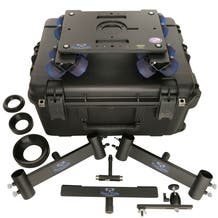 "Dana Dolly Portable Camera Dolly System - Complete ""Rental"" Kit w/ Custom Case"