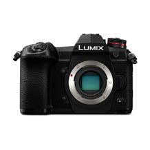 Panasonic Lumix DC-G9 Mirrorless Micro Four Thirds Digital Camera - Body Only