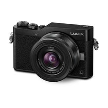 Panasonic Lumix DC-GX850 Micro Four Thirds Mirrorless Camera with 12-32mm Lens - Black