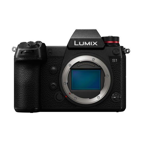 Panasonic Lumix DC-S1 Mirrorless Digital Camera - Body Only