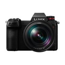 Panasonic Lumix DC-S1R Mirrorless Digital Camera with 24-105mm Lens