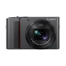 Panasonic Lumix DC-ZS200 Digital Camera - Silver