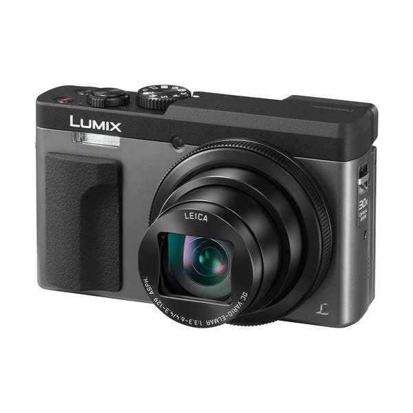 Panasonic Lumix DC-ZS70 Digital Camera - Silver